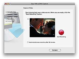 شراء Roxio Easy VHS to DVD Burning and Video Capture for Mac