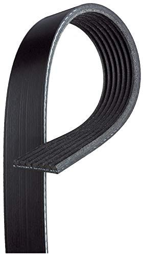 ACDelco 7K610 Professional V-Ribbed Serpentine Belt