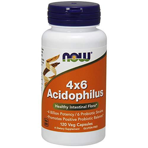 4 x 6 Acidophilus 120 caps