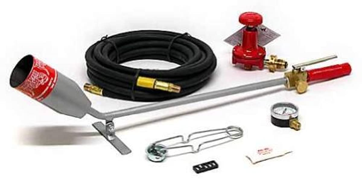 Red Dragon RT 2 1/2-20 C 400,000 BTU Roofing Torch Kit