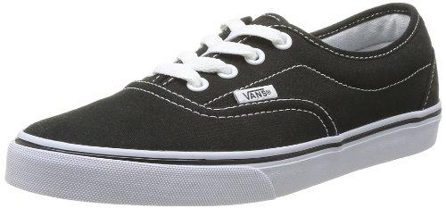 Vans U LPE BLACK/WHITE, Unisex-Erwachsene Sneakers, Schwarz (Black/White Y28), 36 EU (3.5 UK) (4.5 US)