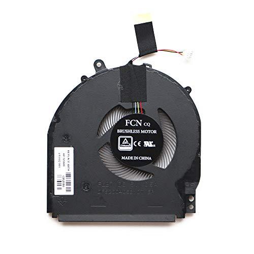 DENGHUXIE Ventilador de CPU L51102-001 para HP TPN-W139 14-DH 14-DH1035TX 14-DH1036TX 14-DH1037TX 14-DH1056TX 14-DH1025TX 14-DH1026TX