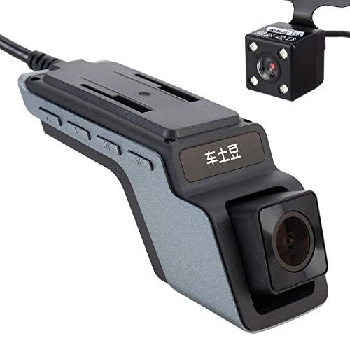 Cámara de la rociada E5 mini coche oculto del vehículo Monitor de HD 1080P dashcam videocámara del video de la detección de movimiento Alta calidad
