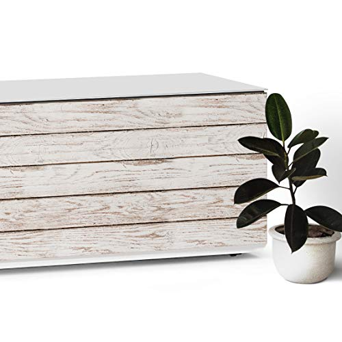 Vinilos para Muebles con Diseño de Madera, Papel Adhesivo para Muebles del Hogar, Cocina y Oficina | Papel Pintado Vinílico para Muebles, Pared y Cristal | 50x200cm