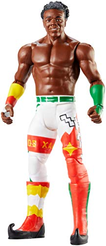 WWE Xavier Woods Action Figure