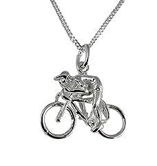 Anhänger Rennradfahrer