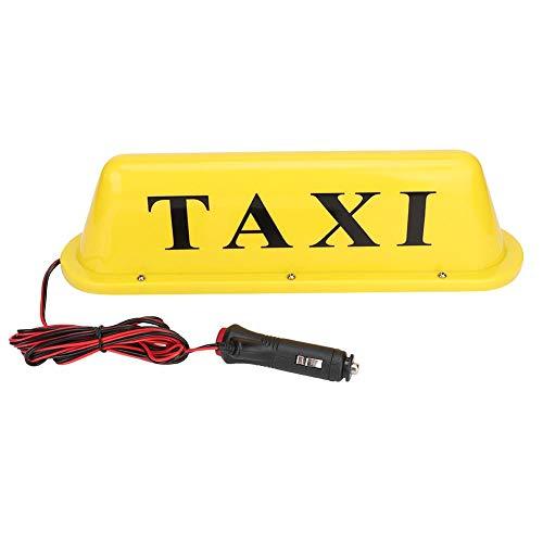 EBTOOLS Luz de taxi LED de 12V, lámpara de luz de techo...
