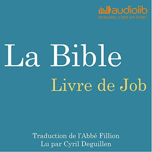 La Bible : Livre de Job audiobook cover art