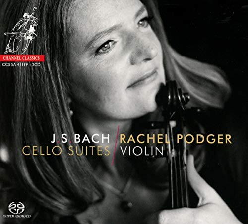 Bach Cello Suites -Sacd-