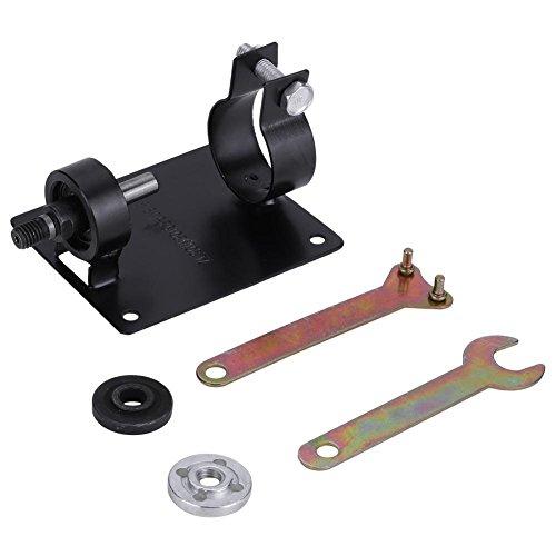 Bohrmaschine Schneiden Polieren Schleifen Sitz Ständer Halter Halterung DIY Bohrmaschine Präzisionswerkzeuge mit 2 Schraubenschlüssel (13 MM)
