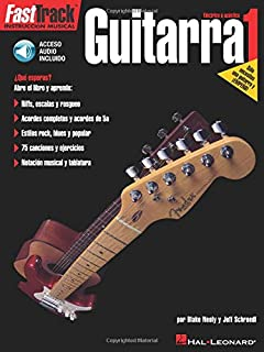 FastTrack Guitar Method - Level 1 (Book/Cd Spanish Edition)
