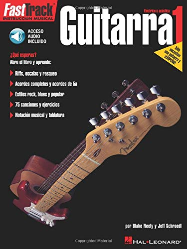 FAST TRACK, INSTRUCCION MUSICAL, 1: GUITARRA, 1