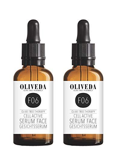 Oliveda Anti-Aging Gesichts Serum (2x50ml)