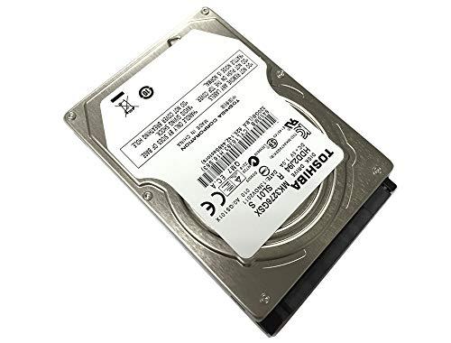 Toshiba MK3276GSX 320GB interne Festplatte (6,3 cm (2,5 Zoll), 5400rpm, 8MB Cache, SATA)