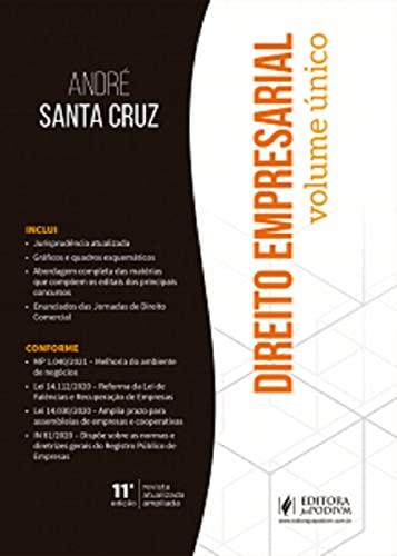 Manual de Direito Empresarial - Volume Único - 11ª Edição (2021)