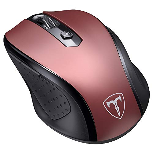 VicTsing Wireless Mouse, 2.4G 2400D…