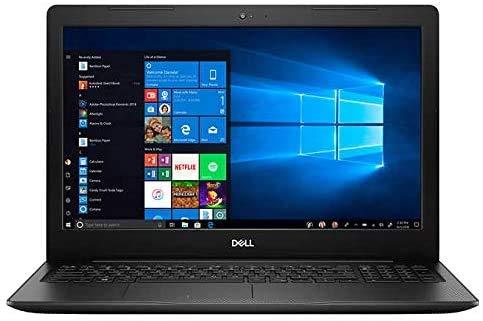 Dell Inspiron 15.6 FHD Touchscreen Truelife LED-Backlit Display Laptop   10th Gen Intel Core i7-1065G7   16GB RAM   512GBSSD+1TBHDD   Bluetooth   Windows 10 Home   Black