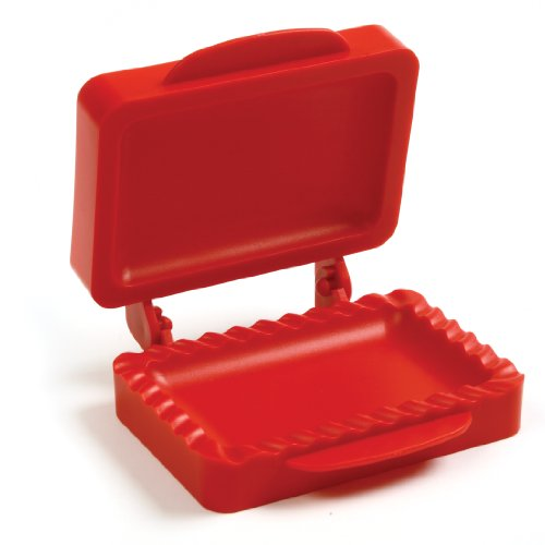 Norpro Mini Pocket Pie Mold Red