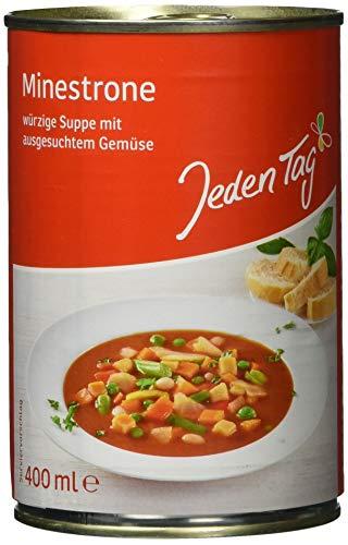 Jeden Tag Minestrone-Suppe, 400 ml