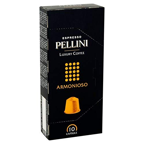 Pellini Luxury Armonioso Nespresso Compatible Coffee Capsules 10 per pack