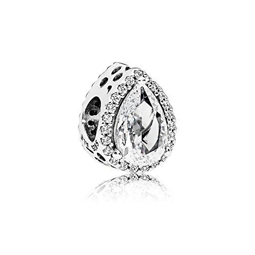 Pandora Bead Charm Donna Argento - 796245CZ