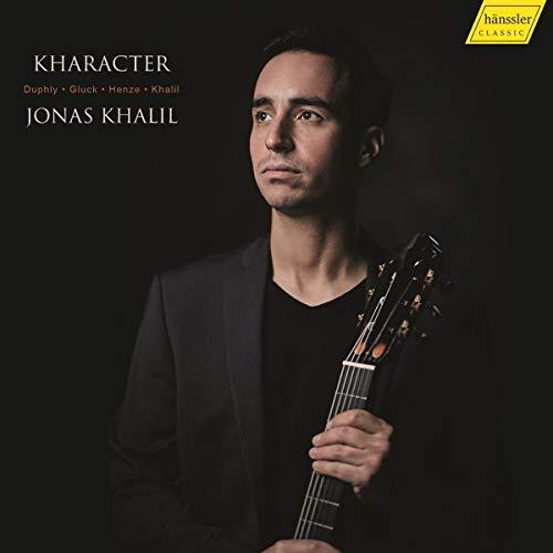 Kharacter. uvres et transcriptions pour guitare seule. Khalil.