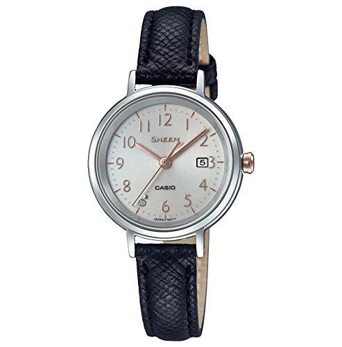 [カシオ] 腕時計 シーン ソーラー SHS-D100L-4AJF レディース ブラック