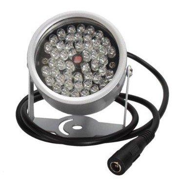 Phenas Home 48-led CCTV Ir Infrared Night Vision Illuminator Camera LEDs Lamp
