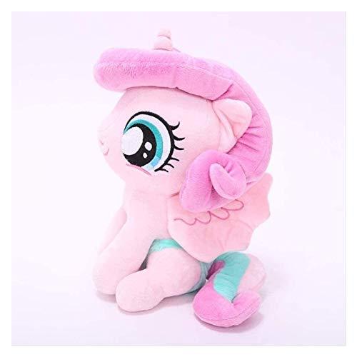 ZJSXIA 33cm My Little Pony Plush Toys Stuffed Plush Toys Children Gift- Flurry Heart My Little Pony