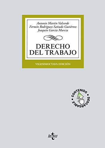 Derecho del Trabajo (Derecho - Biblioteca Universitaria de Editorial Tecnos)