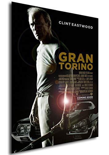 Instabuy Poster - Cartèl - Gran Torino A3 42x30