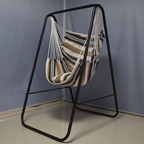 Waart hangstoel schommelhouder schommelstoel binnen kinderen hangmat volwassenen huishouden luie babybed balkon hangende mand hangmatrek