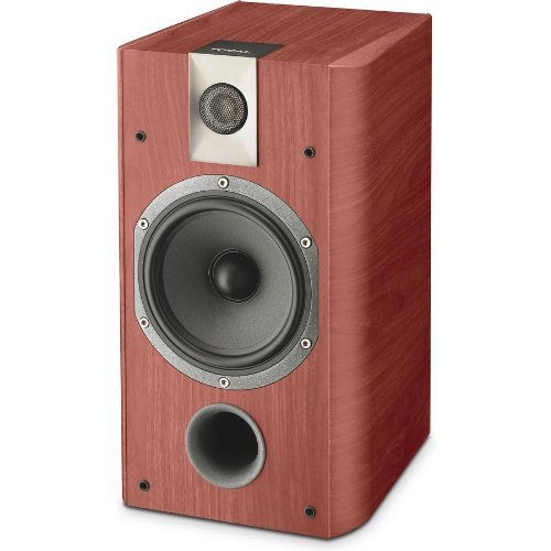 Focal Chorus 706Rosen Lautsprecher–Lautsprecher (XLR, 2.0Kanal, kabelgebunden, 55–28.000Hz, 8Ohm, Rosen)