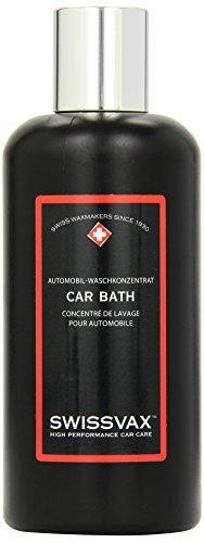 SWISSVAX 1032010 Car Bath Wasch-Konzentrat, 250 ml