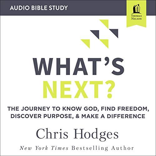What's Next?: Audio Bible Studies Titelbild