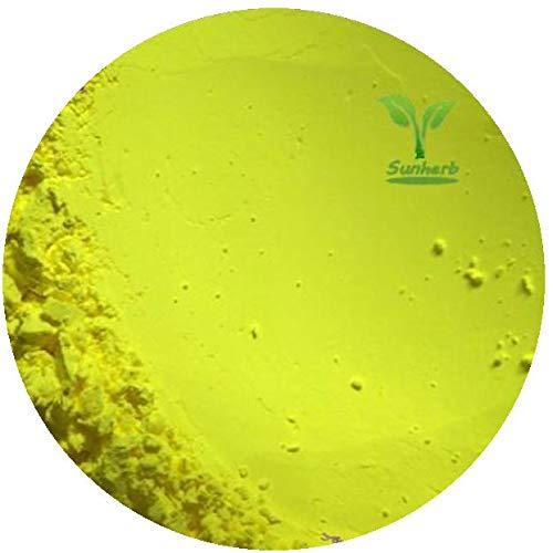 1 kg Anorganischer Schwefel, Schwefelpulver aus 100% Naturschwefel gewonnen, hochwertig gereinigt, vollraffiniert - 99,99% rein, säurefrei, wiederverschliessbar verpackt