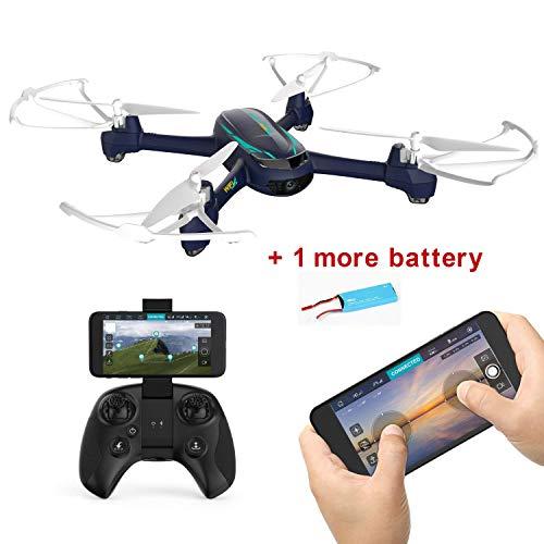 HUBSAN H216A X4 Drone GPS 1080P HD Camera FPV Wifi Quadcopter APP-Bediening Met HT009 Zender