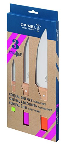 Opinel Parallele POP Messerset Messer-Set