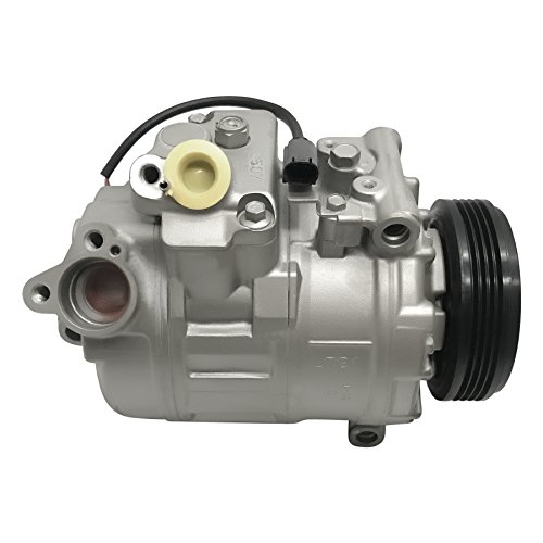 RYC Remanufactured AC Compressor and A/C Clutch IG358