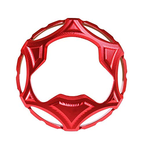 WSGGFA Spirit Beast - Cubierta para depósito de combustible para motocicleta, L2 para Nmax 155 (color: rojo