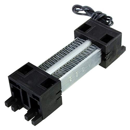 QINGRUI Zubehörwerkzeuge Oberfläche Insulated 100W 220V Keramik Thermostat Heizelement Elektro-Lufterhitzer 11,5 X 3,5 cm AC/DC Stabile Leistung