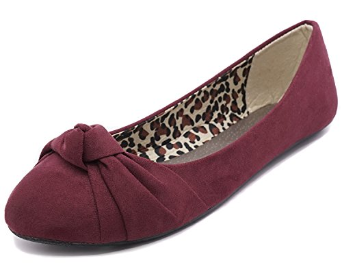 Top 10 best selling list for burgundy flat shoes size 11