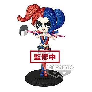 Bandai DC Comics Q Posket Harley Quinn, multicolor (BANP82677) 7