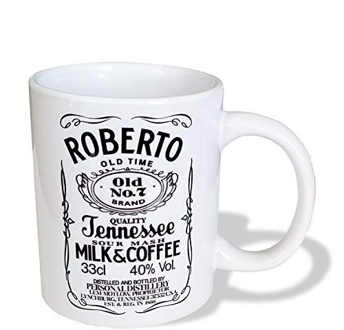 MP CREATIVE SRL Tazza Mug Personalizzata con Nome Idea Regalo per Compleanni,Natale e Altre ricorrenze