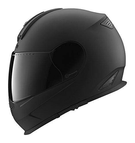 SCHUBERTH S2 Sport Matt Schwarz Motorradhelm, Farbe schwarz, Größe M (56/57)
