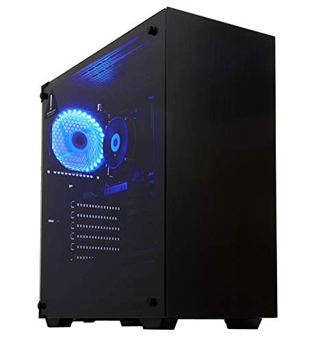 BEASTCOM Q1 | Home 'n Office PC | Desktop Business Multimedia Computer | Intel i5 Quad Core 4X 3.70Ghz | 16GB RAM | 512GB SSD + 500GB | nVidia GeForce GT | HDMI | WLAN | Windows 10 Pro | Office 2019