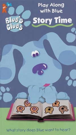 Blue's Clues - Story Time [VHS]