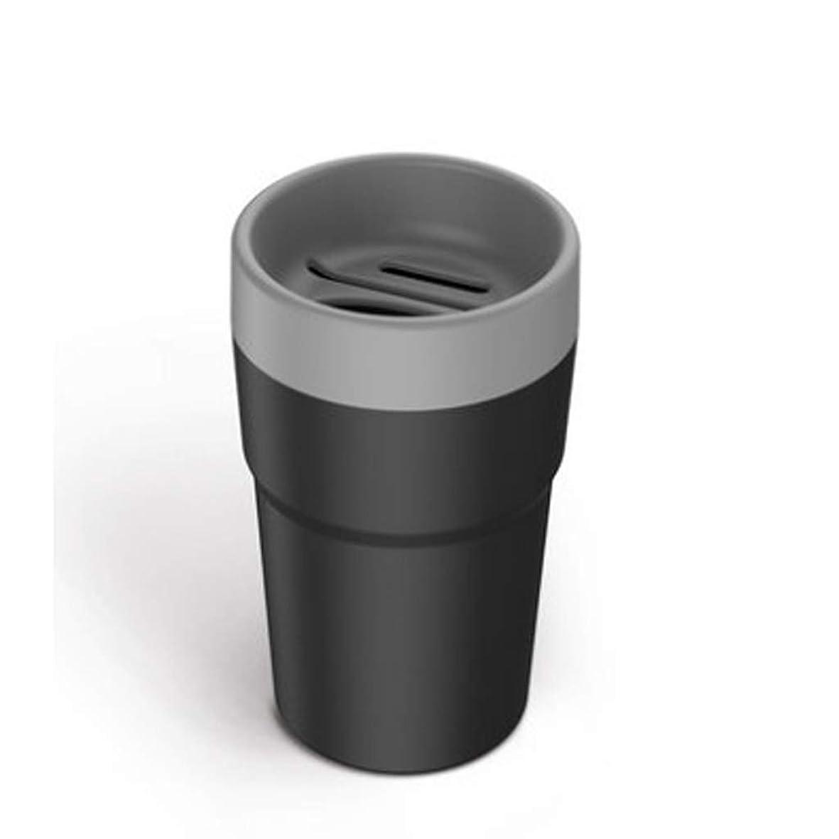 光ぬいぐるみ西TWDYC バケット車の灰皿クラシックバケットファッションプラスチックのラウンド灰皿喫煙タバコの灰皿