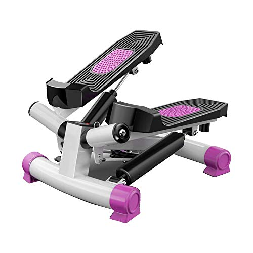 Review Of LSYOA Mini Stair Stepper, Portable Under Desk Elliptical with LCD Display Cardio Twist Ste...