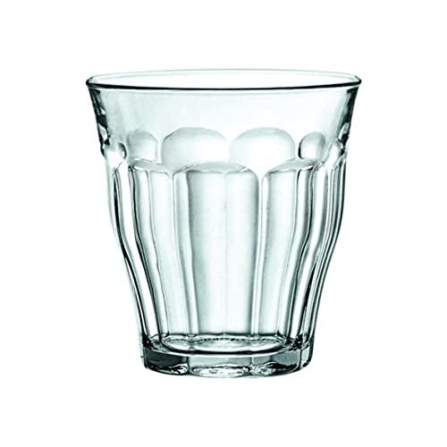 Duralex Picardie - Juego de 6 vasos de vidrio de 31cl